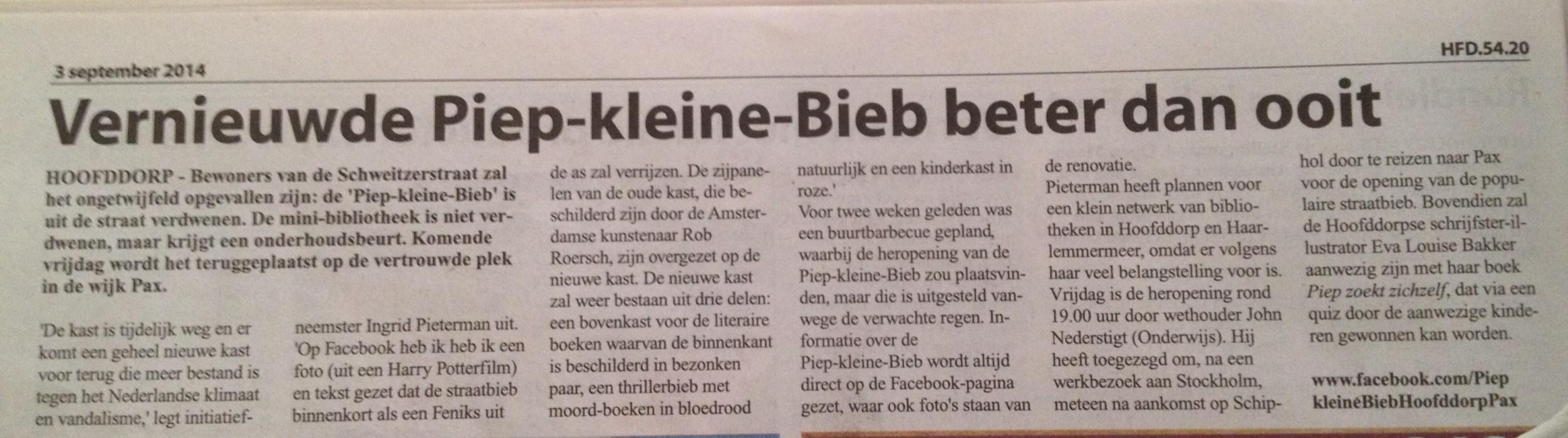 Witte Weekblad 03-09-14